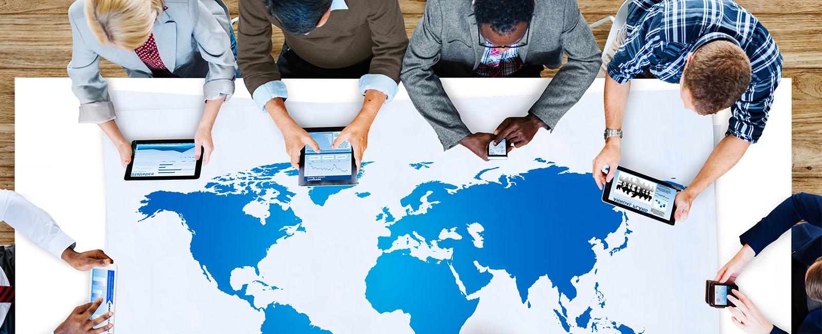 Internationaler Zahlungsverkehr