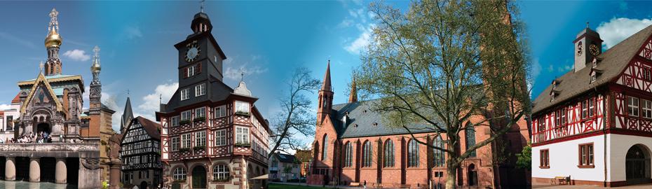Immobilien im Raum Darmstadt - Dieburg