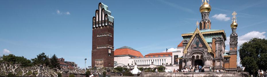 Immobilien im Raum Darmstadt